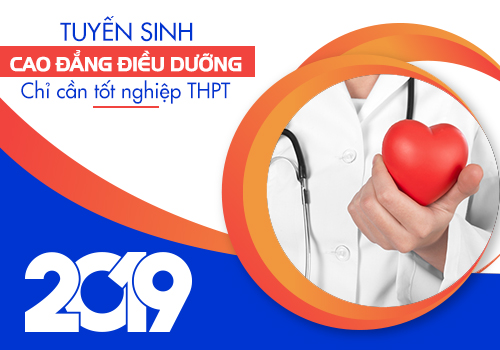 Thông báo tuyển sinh Cao đẳng Điều dưỡng Đồng Nai năm 2019