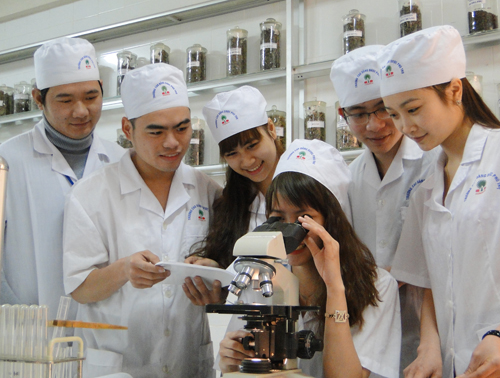 Thông báo tuyển sinh Cao đẳng Dược Đồng Nai 2019