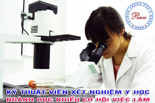 Thông tin tuyển sinh Cao đẳng kỹ thuật Xét nghiệm Đồng Nai năm 2018